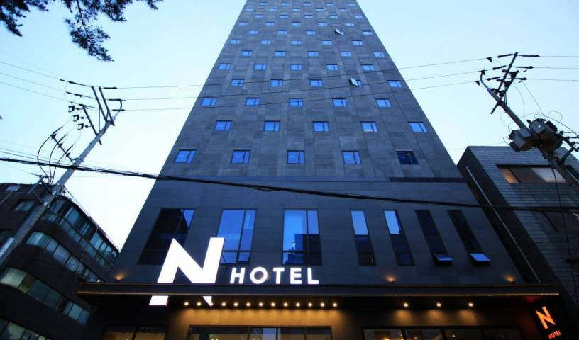 Seoul N Hotel - Get low hotel rates and check availability in Seoul, KR 33 photos