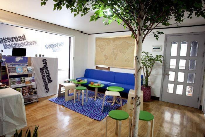 Crossroad Backpackers Hongdae, Seoul, South Korea, South Korea hotels and hostels