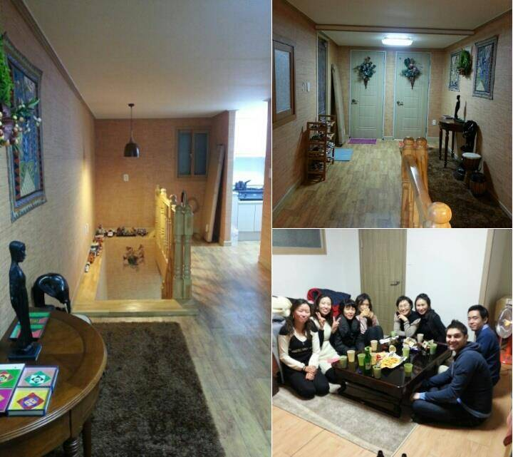 Persimmon House, Seoul, South Korea, eco friendly hotels and hostels in Seoul