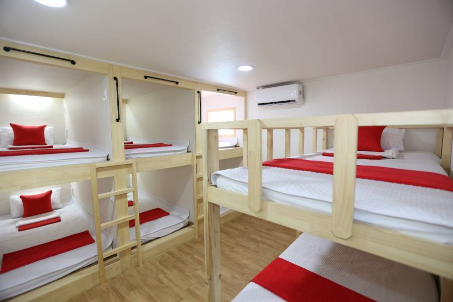 Philstay Hostel, Seoul, South Korea, best trips and travel vacations in Seoul