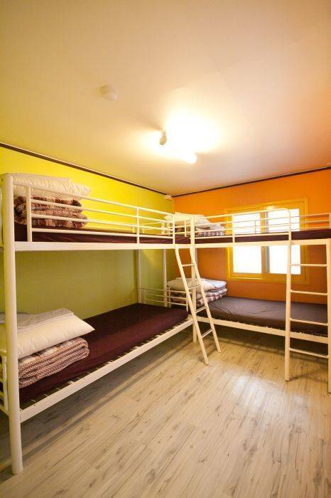 Popcorn Hostel Busan Station House, Pusan, South Korea, hostels, backpacking, budget accommodation, cheap lodgings, bookings in Pusan