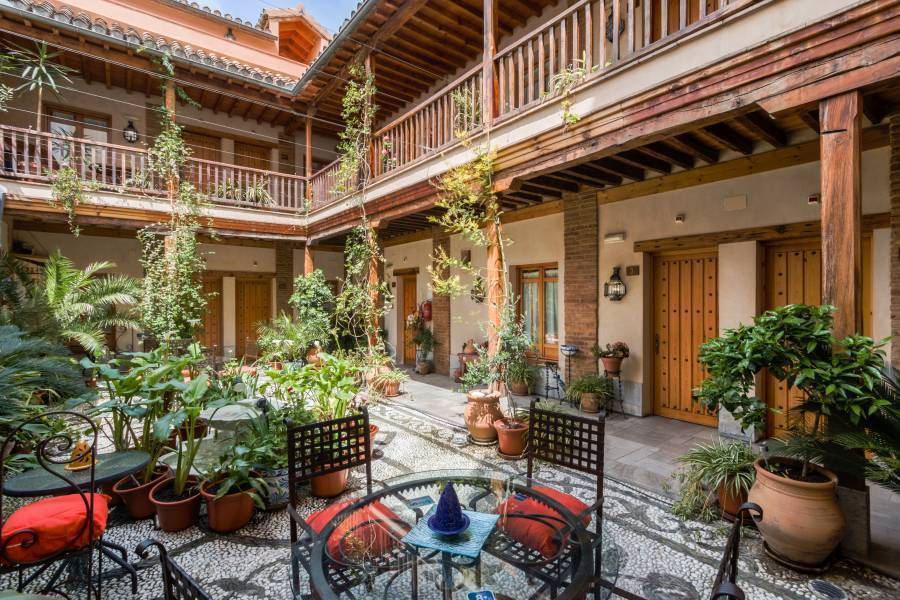 Abadia Hotel Granada, Granada, Spain, Spain hotels and hostels
