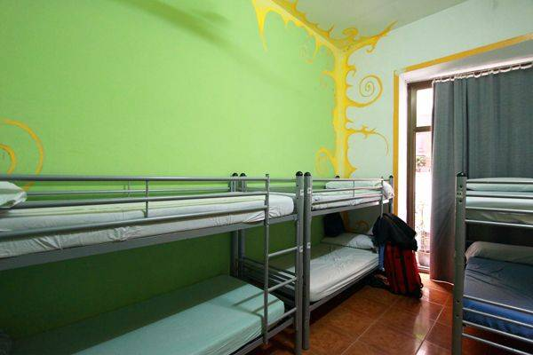 Arco Youth Hostel, Barcelona, Spain, Spain hotels and hostels