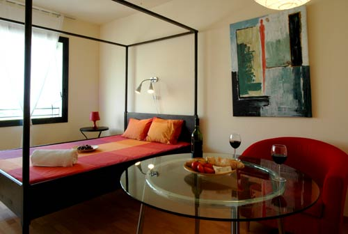 Ciutadella Park Apartments, Barcelona, Spain, Spain hotels and hostels