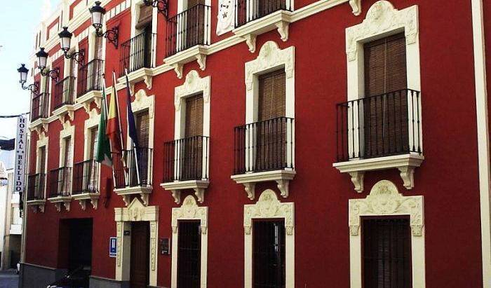 Hostal Bellido - Search for free rooms and guaranteed low rates in Montilla, popular vacation spots 9 photos