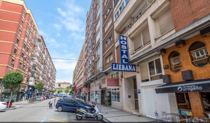 Hostal Liebana, cheap hotels 9 photos
