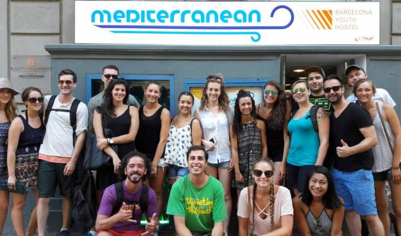 Mediterranean Hostel Barcelona - Search available rooms for hotel and hostel reservations in Barcelona 29 photos