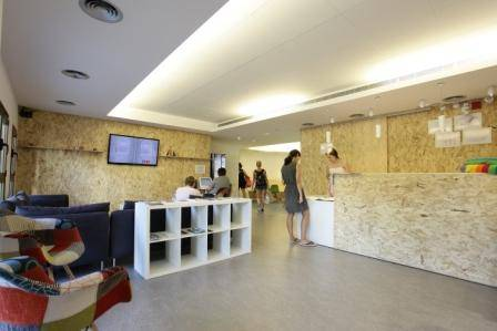Dream Cube Hostel, Barcelona, Spain, cities with the best weather, book your hotel in Barcelona