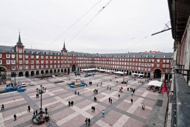 Fabrizzio Guesthouse Madrid, Madrid, Spain, Spain hoteller og vandrehjem