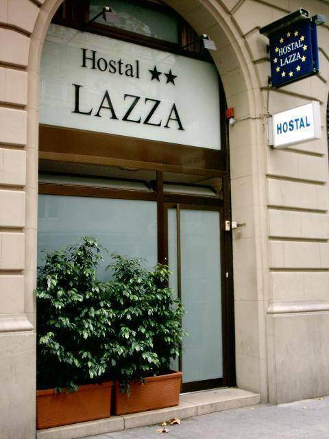Hostal Lazza, Barcelona, Spain, Spain hotels and hostels