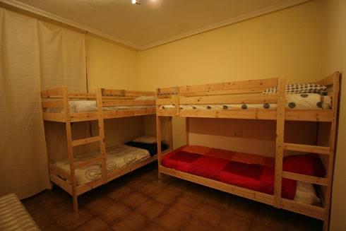 Hostel Cerro de Bu, Toledo, Spain, Popis top 10 hotela i hostela u Toledo