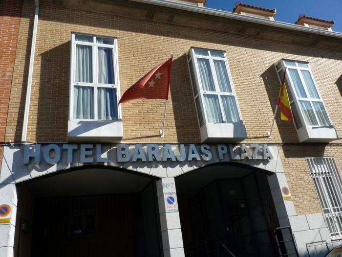 Hotel Barajas Plaza, Barajas de Madrid, Spain, Spain hotels and hostels