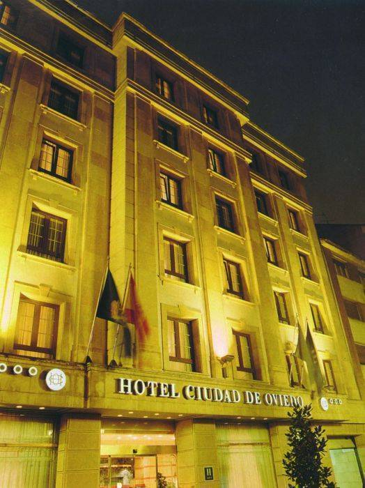 Hotel Ciudad de Oviedo, Oviedo, Spain, Spain hotels and hostels
