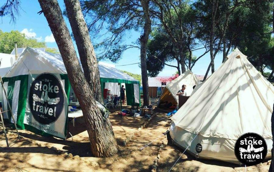 Ibiza Beach Camp, Ibiza, Spain, guaranteed best price for hotels and hostels in Ibiza