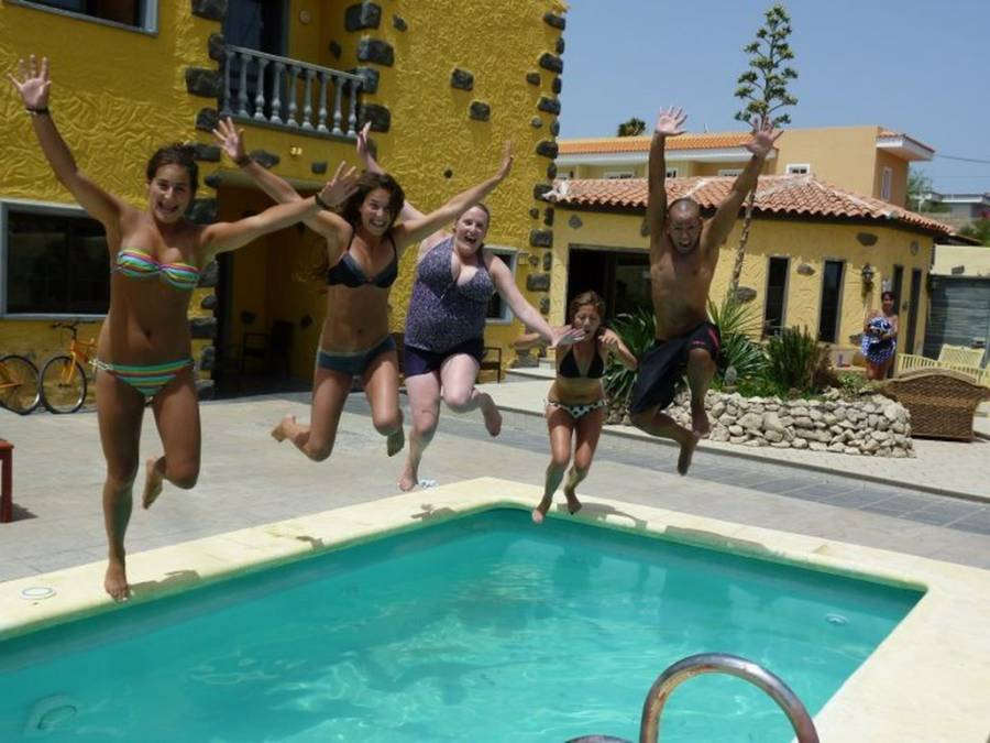 Los Amigos Backpackers Hostel, El Medano, Spain, Spain hotels and hostels