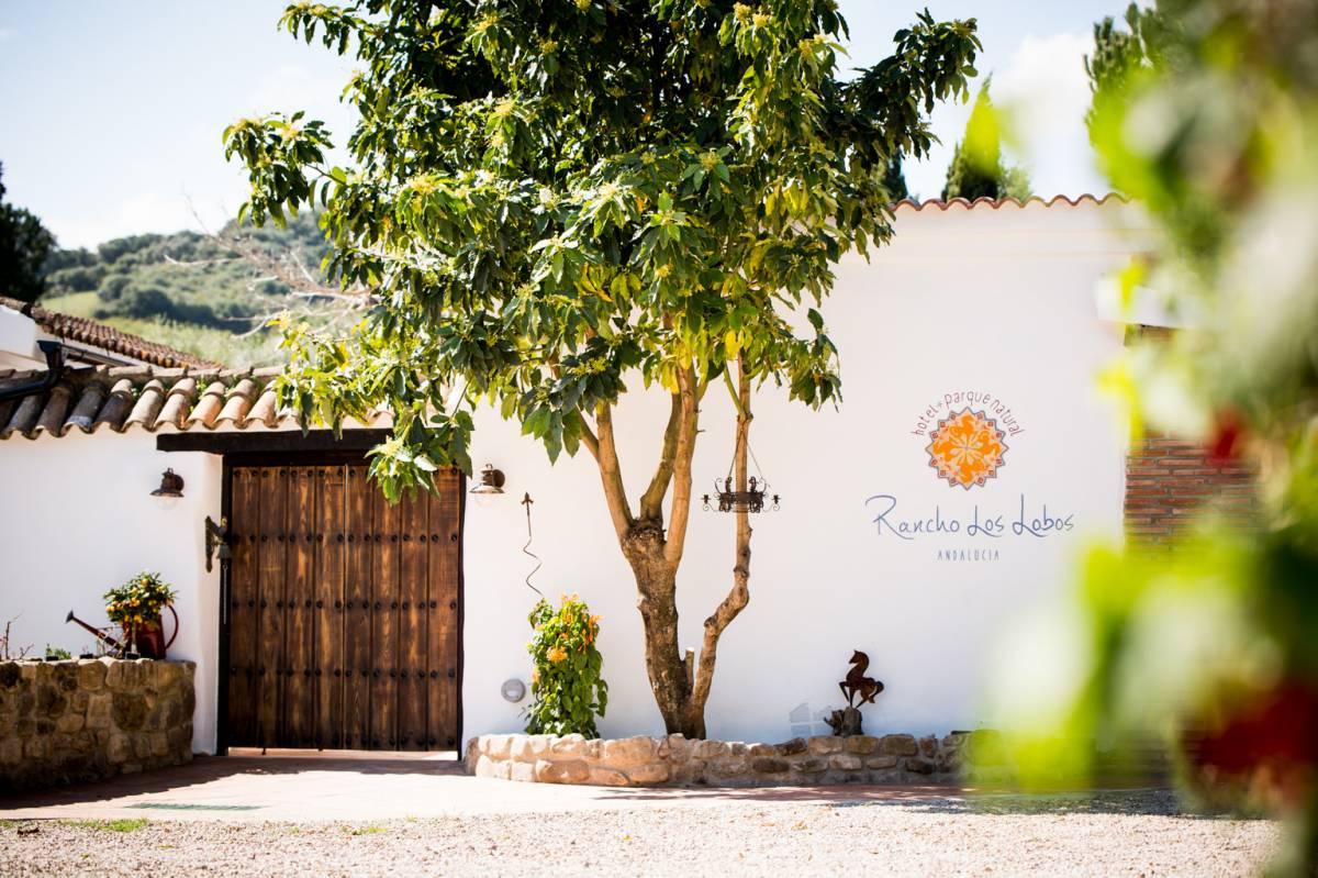 Rancho Los Lobos, Jimena de la Frontera, Spain, Spain hotels and hostels
