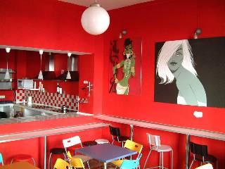 Red Nest Hostel, Valencia, Spain, Spain hotels en hostels