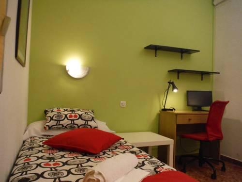 Residencia Nuria, Barcelona, Spain, Spain hotels and hostels