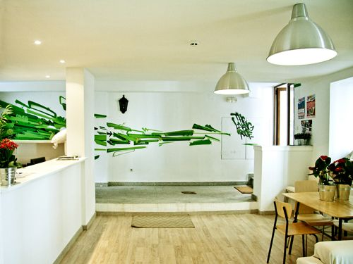 The Living Roof Hostel Madrid, Madrid, Spain, how to rent an apartment or aparthotel in Madrid