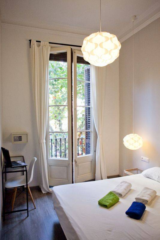 Zoo Rooms, Barcelona, Spain, preferred site for booking accommodation in Barcelona