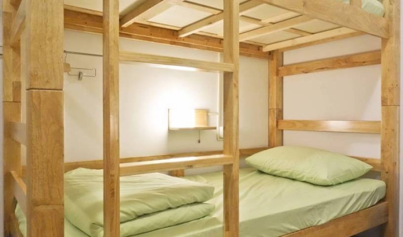 T-Life Hostel, hotels with the best beds for sleep 26 photos