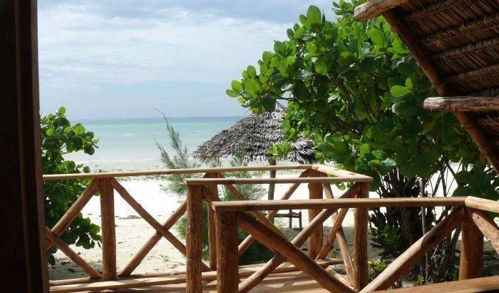 Pakachi Beach Resort, how to select a hotel and where to eat 16 photos