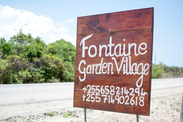 Fontaine Garden Village, Bweju, Tanzania, Tanzania hotels and hostels