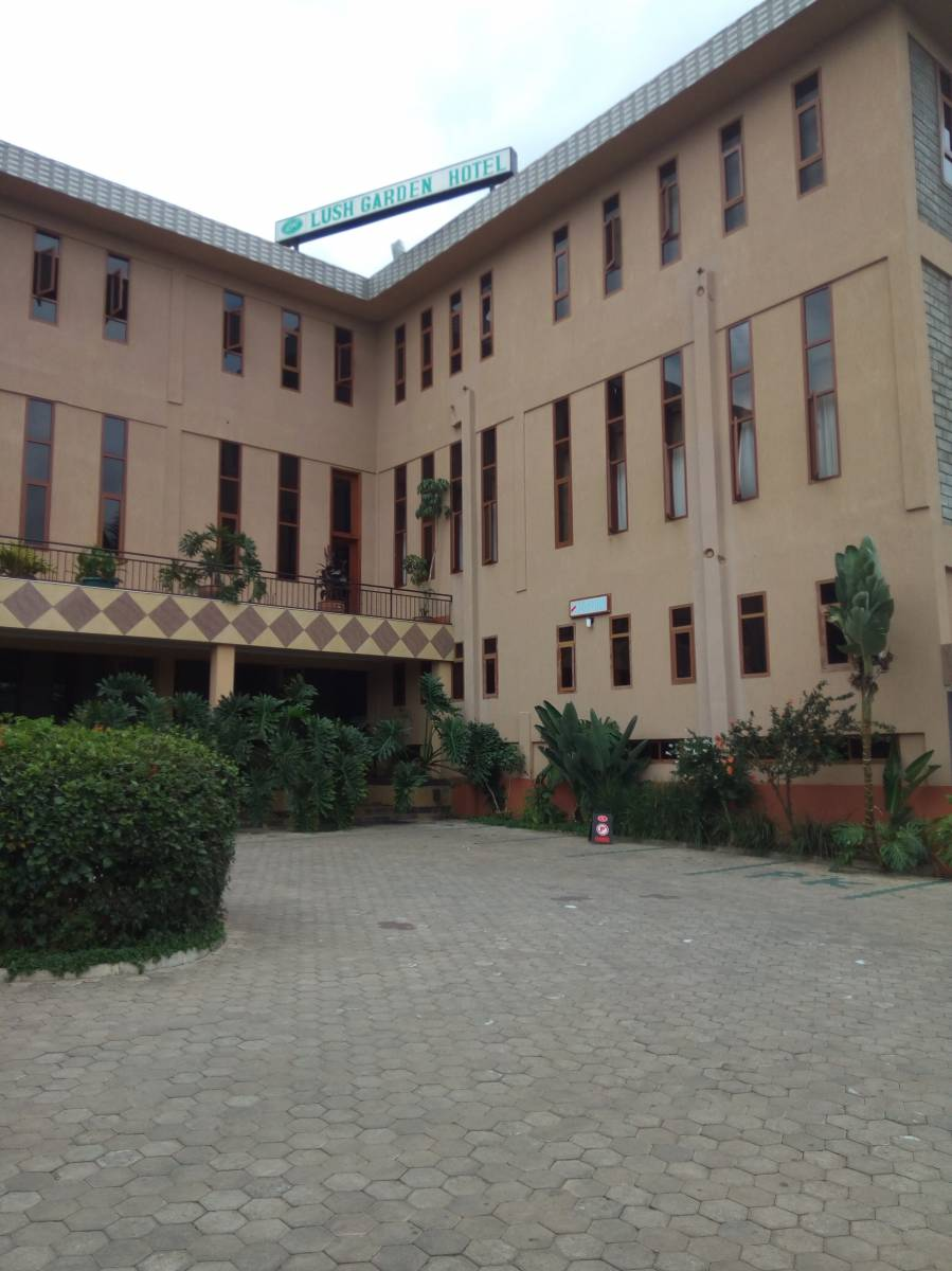 Lush Garden Hotel, Arusha, Tanzania, Tanzania hôtels et auberges