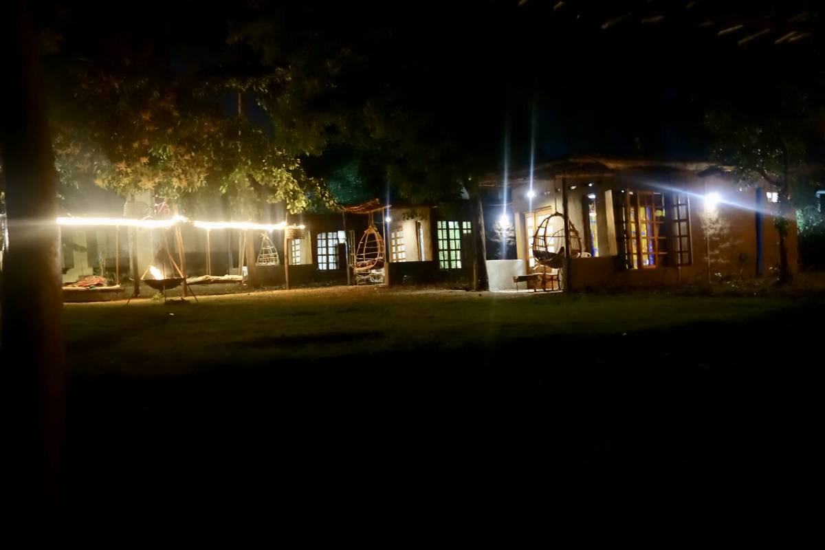 Mountain Bikes House and Eco Bungalows, Moshi, Tanzania, what is an eco-friendly hotel in Moshi