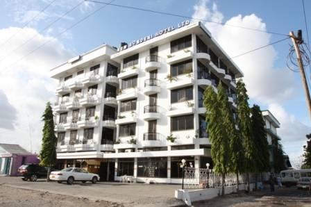 New Bondeni Hotel, Dar es Salaam, Tanzania, Tanzania hotels and hostels