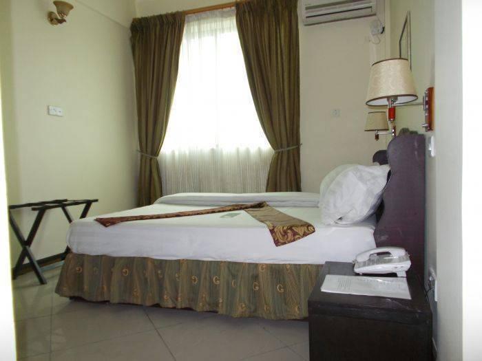 Hotel Continental, Dar es Salaam, Tanzania, Hôtels avec chambres pour handicapés et accès pour handicapés dans Dar es Salaam