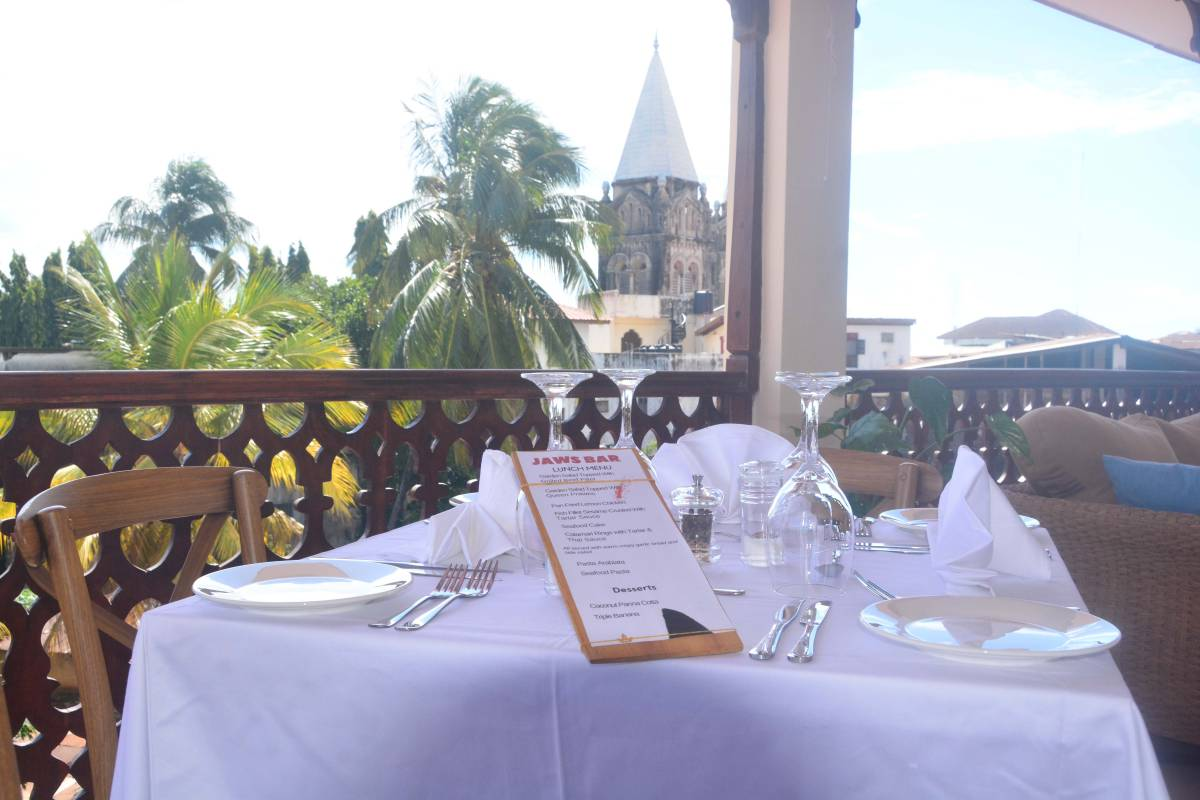Spice Palace Hotel, Stone Town, Tanzania, hotels in historic towns in Stone Town