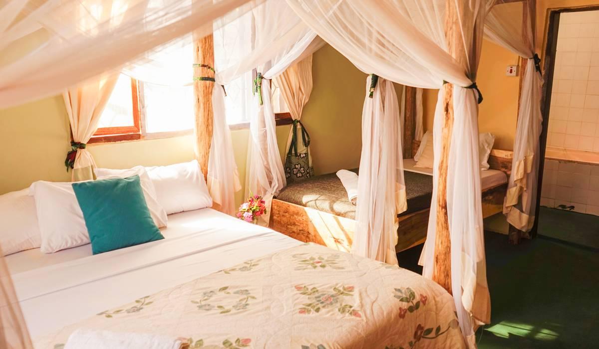 The Secret Garden Hotel, Moshi, Tanzania, Tanzania hotéis e albergues