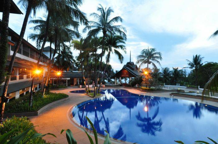 Andaman Club Hotel, Ban Mong Klang, Thailand, view and explore maps of cities and hotel locations in Ban Mong Klang
