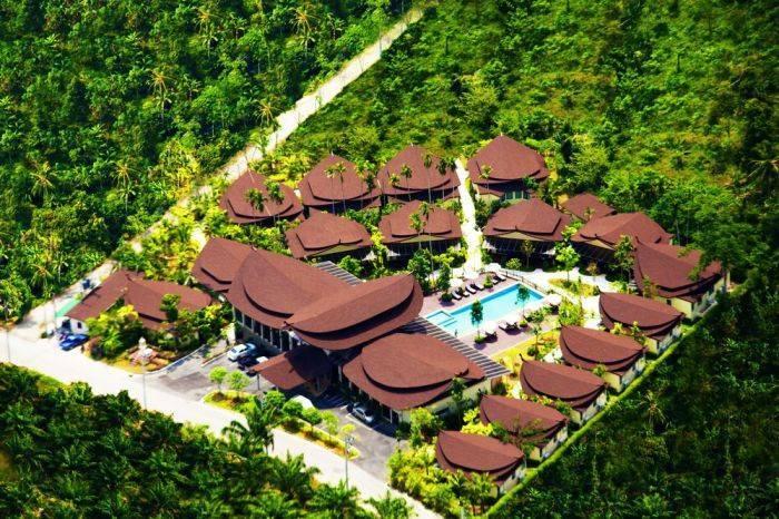 Aonang Phu Petra Resort, Ao Nang, Thailand, Thailand hotels and hostels