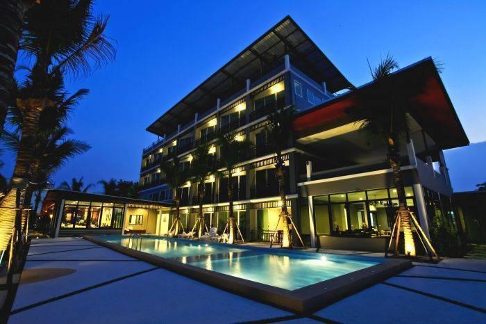 Aranta Suvarnabhumi, Lat Krabang, Thailand, Thailand khách sạn và ký túc xá