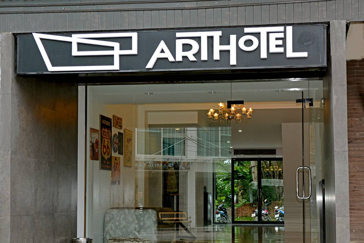 Art Hotel, Amphoe Ko Samui, Thailand, all inclusive hotels and specialty lodging in Amphoe Ko Samui