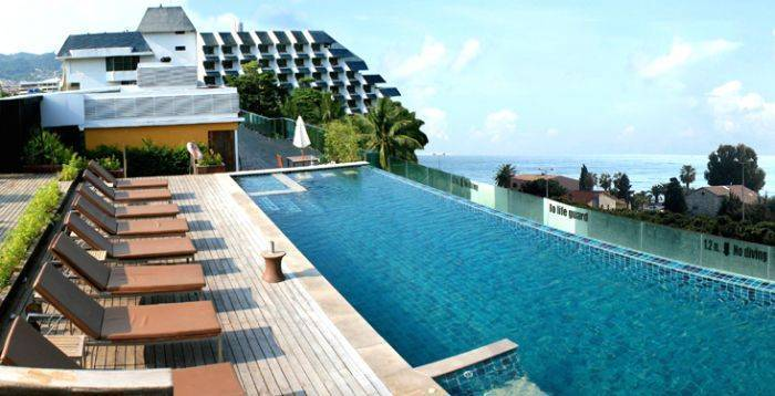Aspery Hotel, Patong Beach, Thailand, Thailand hotels and hostels