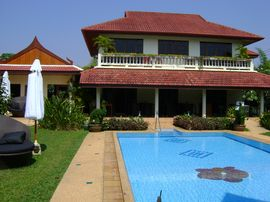 Baan Chang Bed and Breakfast, Ban Choeng Thale, Thailand, Thailand hotels and hostels