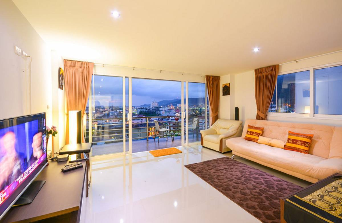 Best Stay Phuket D26 2 Bedroom Balcony, Patong Beach, Thailand, Thailand hotely a ubytovny