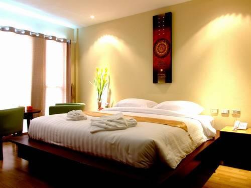 Bhukitta Hotel and Spa, Karon Beach, Thailand, Thailand hoteller og vandrehjem