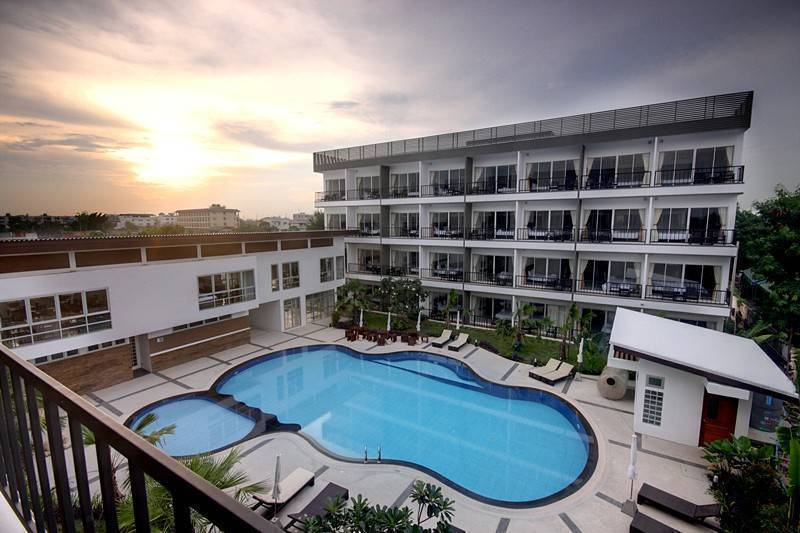 BS Premier Airport Hotel, Amphoe Khlong Yai, Thailand, Thailand hotels and hostels