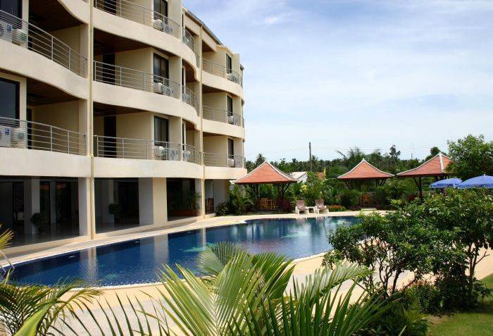 Chaweng Lakeview Condotel, Chaweng Beach, Thailand, Thailand hotels en hostels