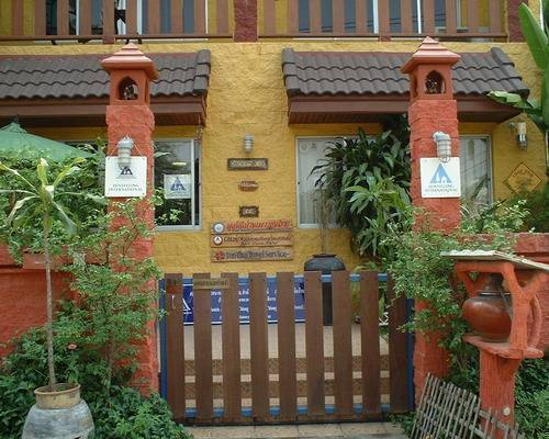 Chiang Mai International Youth Hostel, Amphoe Muang, Thailand, get travel routes and how to get there in Amphoe Muang