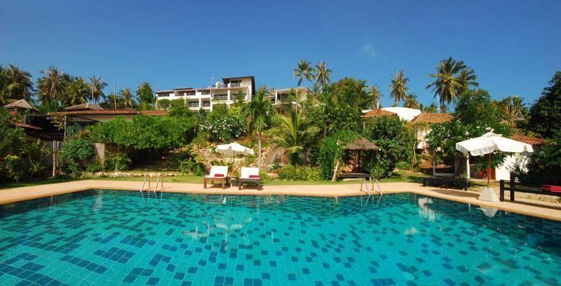 Cinnamon Beach Villas, Amphoe Ko Samui, Thailand, hotels with ocean view rooms in Amphoe Ko Samui