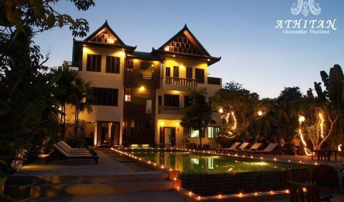 Athitan Villas - Search available rooms for hotel and hostel reservations in Chiang Mai 12 photos