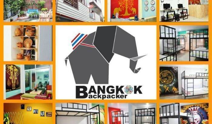 Bangkok Backpacker Guesthouse - Search available rooms for hotel and hostel reservations in Bangkok 5 photos