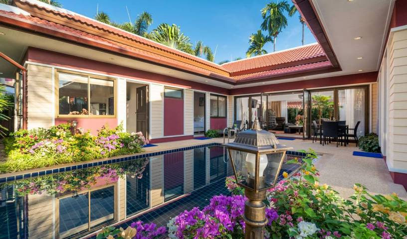 Boutique Resort Private Pool Villa - Search for free rooms and guaranteed low rates in Thalang 36 photos