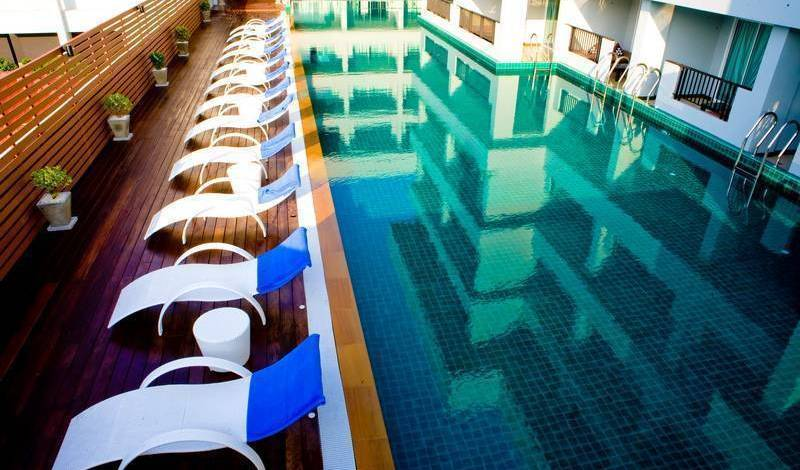 Casa del M Hotel - Search for free rooms and guaranteed low rates in Ban Patong 18 photos