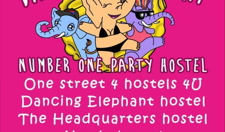 Dancing Elephant Co Ltd - Get low hotel rates and check availability in Haad Rin 9 photos